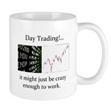 Unique Forex trading Mug