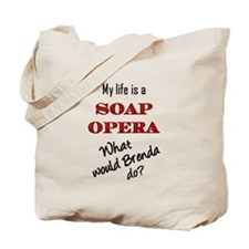 What Would Brenda Do? Tote Bag