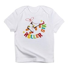 Roller Girl Infant T-Shirt