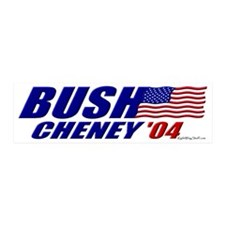 Bush-Cheney 04 20x6 Wall Peel