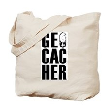 Geocacher Tall Tote Bag