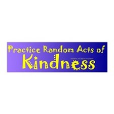 Random Acts of Kindness 20x6 Wall Peel