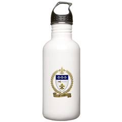 FRENETTE Family Crest Water Bottle