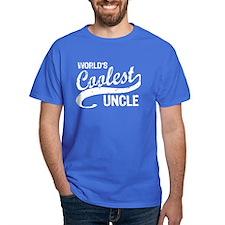 World's Coolest Uncle T-Shirt