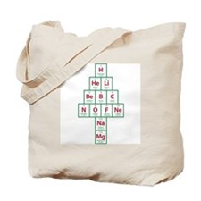 O Chemistry Christmas Tote Bag