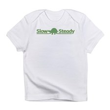 Slow and Steady Infant T-Shirt
