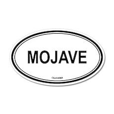 Mojave oval 35x21 Oval Wall Peel