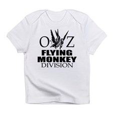 OZ Flying Monkey Division Infant T-Shirt