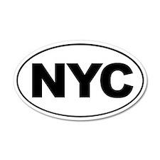 New York City - NYC (white)