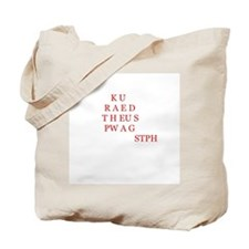 Can you read this bag Tote Bag