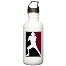 FOOTBALL *26* {crimson/white} Water Bottle