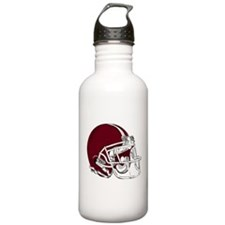 HELMET *3* {crimson} Water Bottle