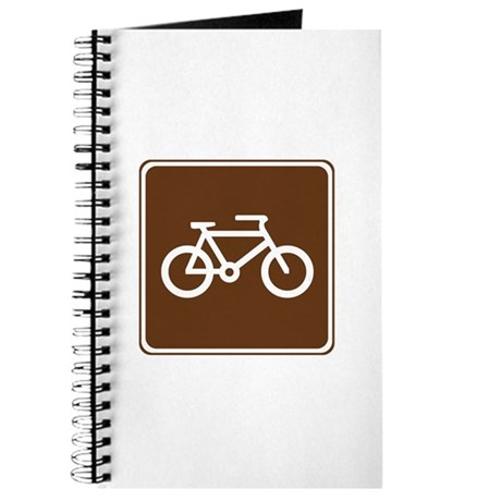 Bicycle Trail Sign Journal