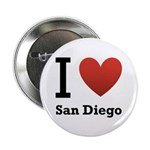 I Love San Diego 2.25