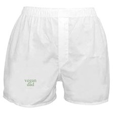vegan dad Boxer Shorts