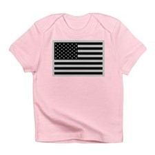 Subdued US Flag Tactical Infant T-Shirt