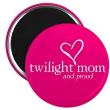 Proud Twilight Mom Magnet