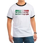 Italian Food Ringer T