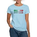 Italian Food Women's Light T-Shirt