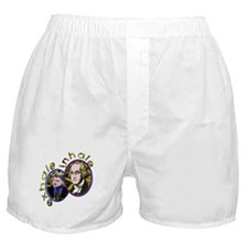 INHALE/EXHALE Boxer Shorts