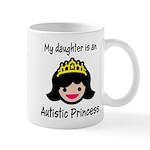 Autistic Princess Mug
