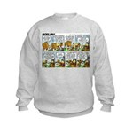2L0071 - Hans' birthday... Kids Sweatshirt