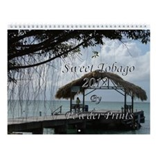 Sweet Tobago 2013 Wall Calendar