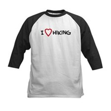 I Love Hiking Tee
