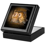 Ashley & Carrie Huddle Keepsake Box