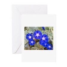 Pennsylvania Dutch Flowers Greeting Cards (Pk of 1