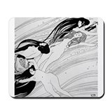 Cute Klimt Mousepad