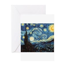Cute Impressionist art Greeting Card