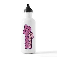 Dance Queen Sports Water Bottle