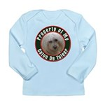 Coton De Tulear Long Sleeve Infant T-Shirt