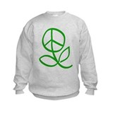 Peace Grows Sweatshirt
