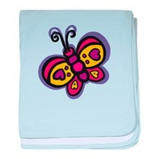Butterfly222 baby blanket