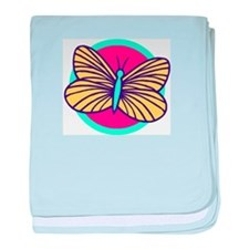 Butterfly208 baby blanket