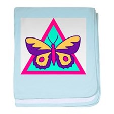 Butterfly204 baby blanket
