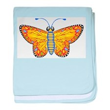 Butterfly257 baby blanket