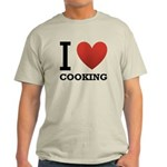 I Love Cooking Light T-Shirt