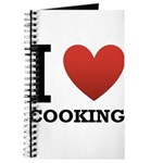 I Love Cooking Journal