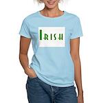Irish Women's Pink T-Shirt