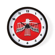 Early Firebird / Trans Am Wall Clock