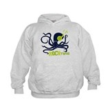 Rocktopus Octopus Hoody