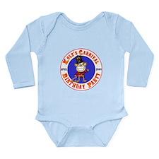 Kole's 2nd birthday Onesie Romper Suit
