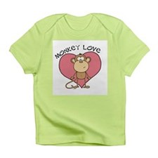 Monkey Love Infant T-Shirt