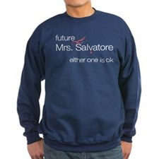 future Mrs. Salvatore Sweatshirt