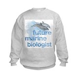 Marine biologist Crew Neck