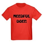 Needful Doer Kids Dark T-Shirt