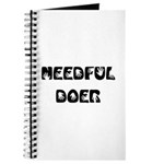 Needful Doer Journal